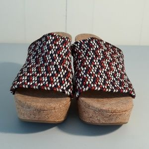 Lucky Brand size 8 wedges